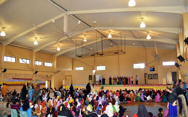 Durack Campus Multi Purpose Hall - Harmony Day