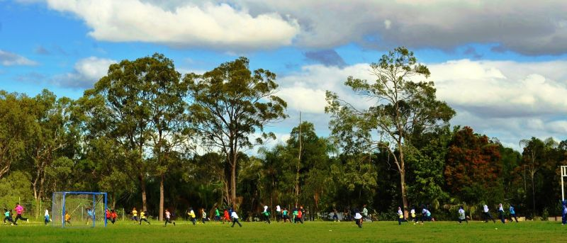 Durack Campus Playing Fields - Cross Country Day 2014