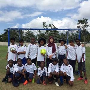 AIIC Soccer Team 2