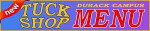 AIIC Durack Tuck Shop Menu
